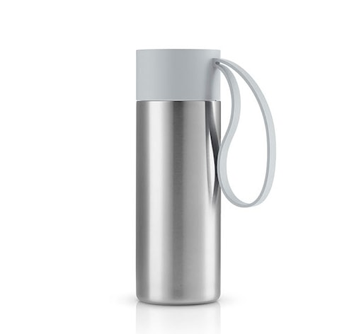 To Go Mugg Marble Grey