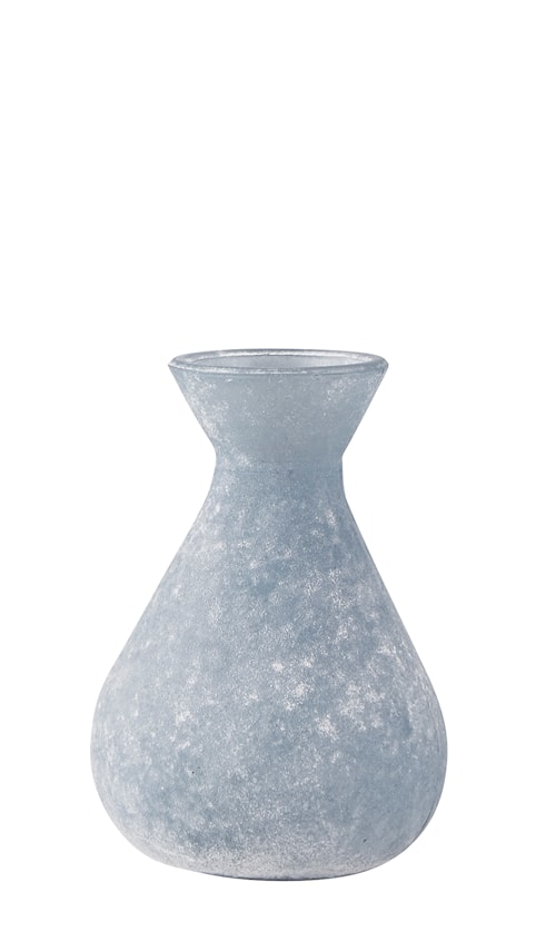 Vase Havsblå 10,5 cm