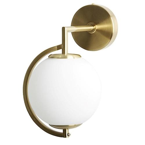 Vägglampa Hokona Guld