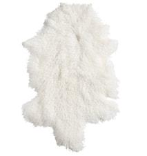 Lamb fur teppe