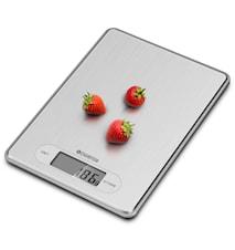 Køkkenvægt Rustfri 5kg