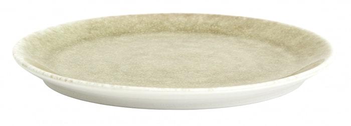 PORCA plate, col. green