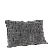 Posh Kuddfodral 60x40 grey