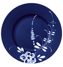 Old Lux. Brin. Salad plate Blue 22cm