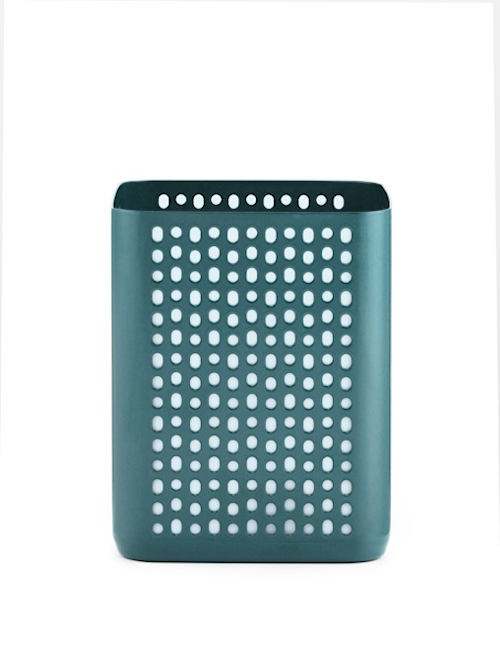 Nic Nac Förvaring Blå/Grön 10,5x10,5x13 cm