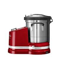 Artisan cookprocessor röd metallic 2,5L