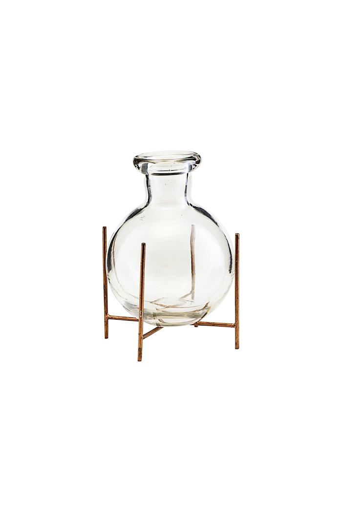 Vase m. Stativ Lana Ø10x12 cm