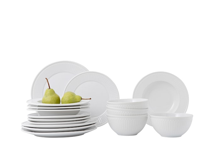 Fålhagen Crockery set 16 pieces White