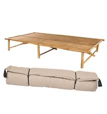 Kain dagbädd + madrass
