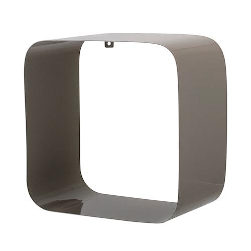 Vägghylla Cube - Grå