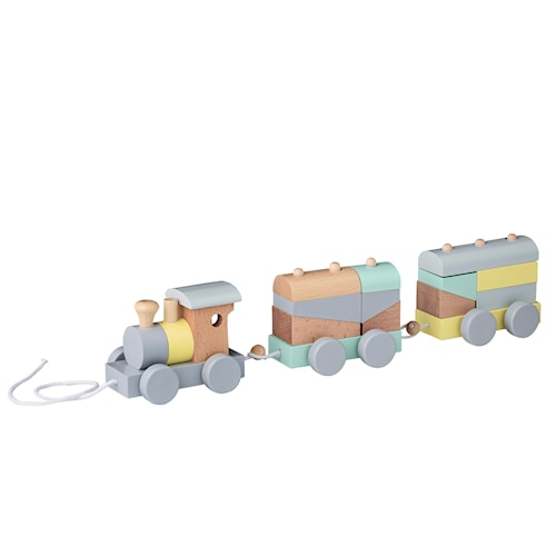 Dragleksak Tåg