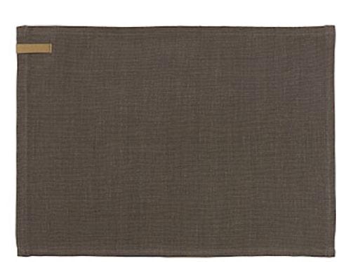 Bordstablet Brun 33x48 cm
