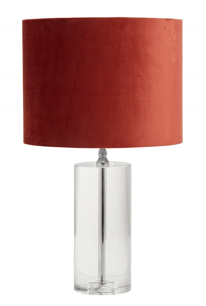 CLEAR bordlampe