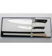 Pro Knivset 3 delar