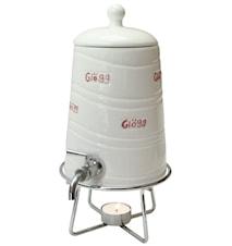 Gløggkanne med tappkran 1,2 liter
