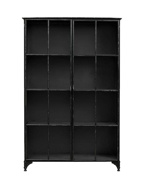 Downtown iron cabinett - Black