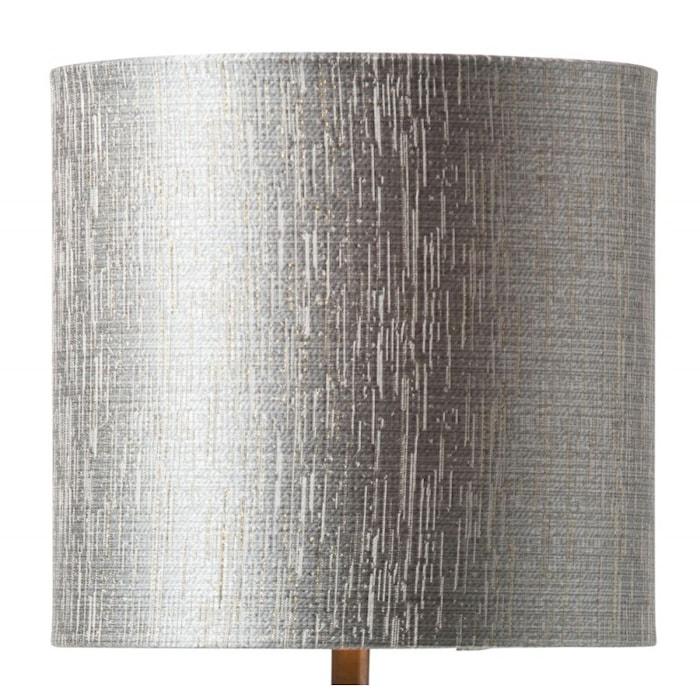 Erica Lampeskærmar 19cm Gray/Gold
