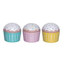Lekesett Muffins