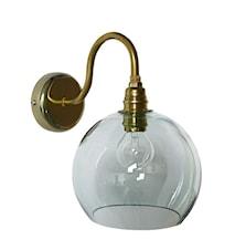 Rowan transparent væglampe