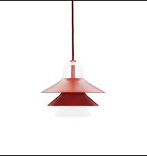 Ikono Lampe Rød S