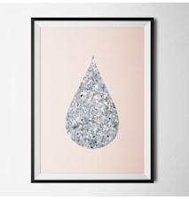 Marble poster - 40x60