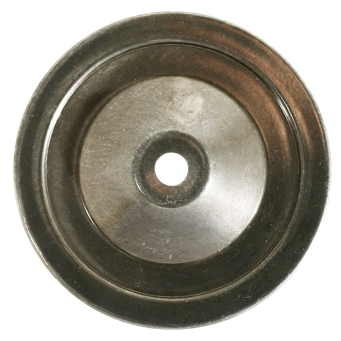Banjul golvlampa – Antique silver