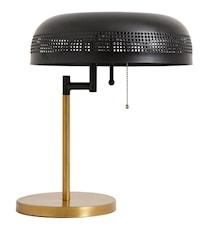 Bordlampe Cool 40 cm - Sort
