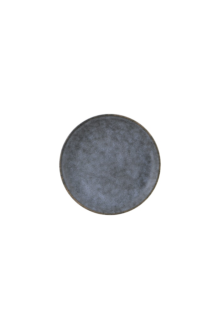 Tallerken Stone Ø 16x17 cm - Grå