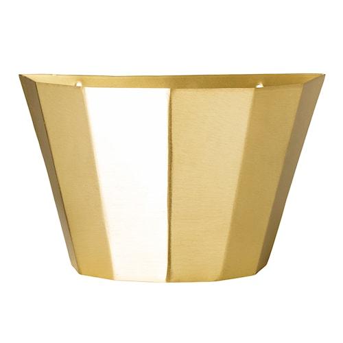 Väggkorg Seven - Guld