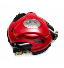 Grillbot Robot til Grillrengjøring Rød