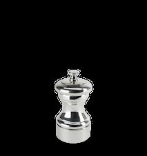 Mignonnette Saltkværn Sølvbelagt 10 cm