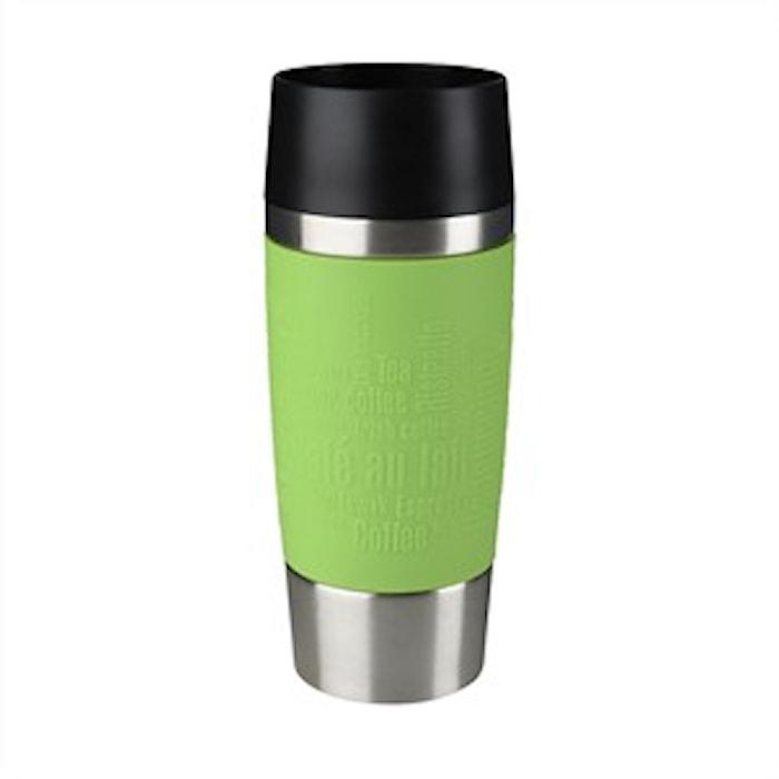Travel Mug 0.36L Lime Sleeve