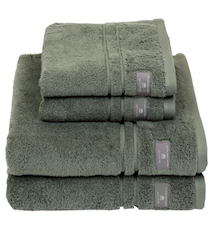Premium Terry Håndkle 70x140 Agave Green
