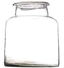 Vas i Glas Ø 22 cm