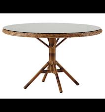 Grace rundt spisebord - Inkl glasskive