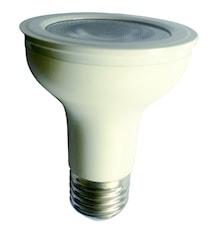 PAR20 LED E27 38°, 6W 500lm