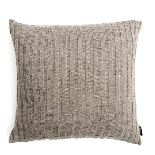 Concrete cushion prydnadskudde – Caramel