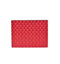 Tablett Röd 40x30 cm
