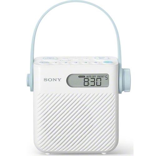 Duschradio med högtalare