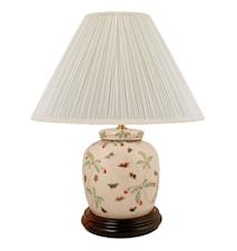 Lampfot, 17,5 cm, bär och bin