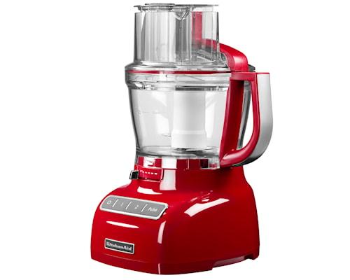 Matberedare röd 3,1L