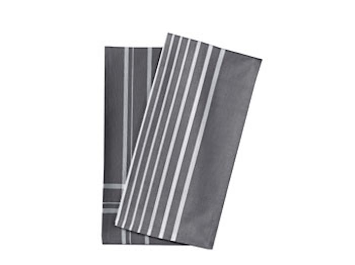 Gastro Kjøkkenhåndkle 2 pk grå
