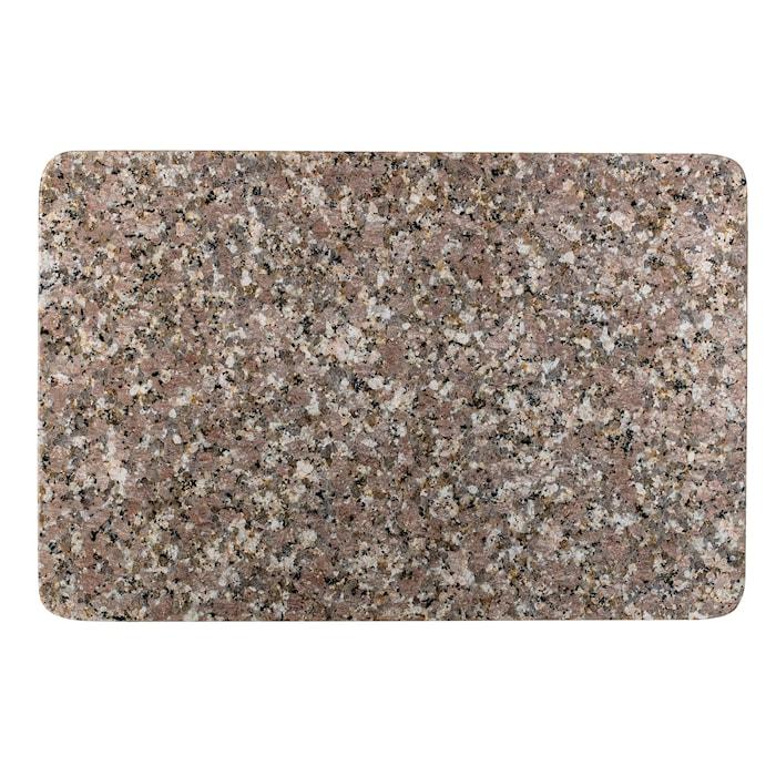 Skjærebrett Granit 30 cm - Grå
