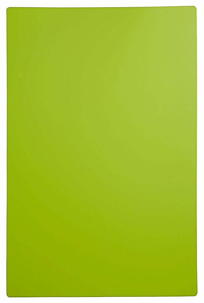 Dækkeserviet - PP - Lime - L 44,0cm - B 28,5cm - Stk.