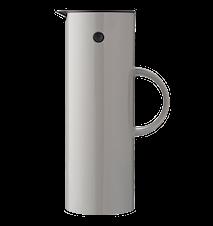 EM77 termoskanne 1 liter - lysegrå
