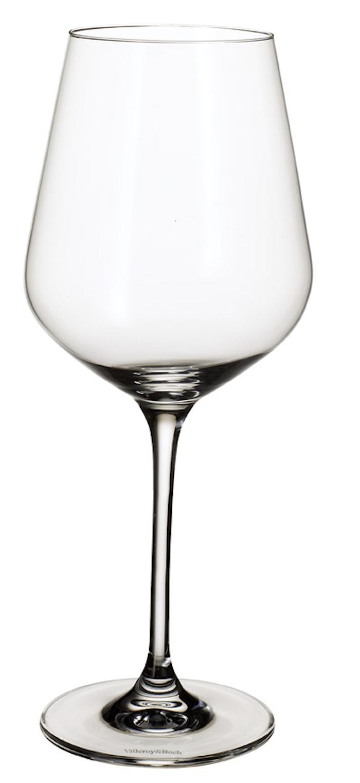 La Divina Burgundyglass