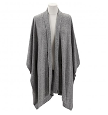 Lounge Cardigan One size Grå