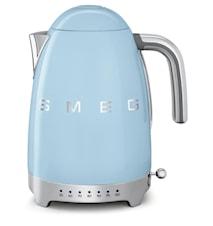 Vattenkokare Temperaturstyrd 1,7L Pastellblå