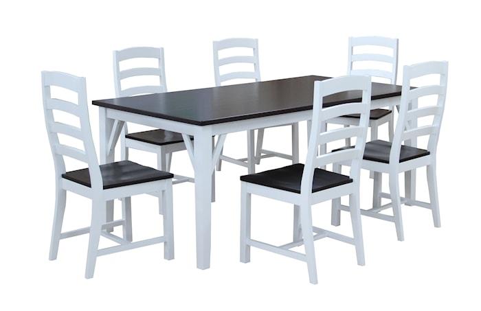 Lyon matgrupp - med 4 stolar