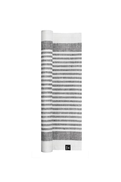 Karin RUNNER kohl/white 50x150